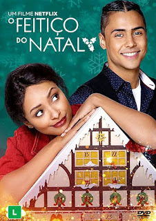 O Feitiço do Natal - HDRip Dual Áudio