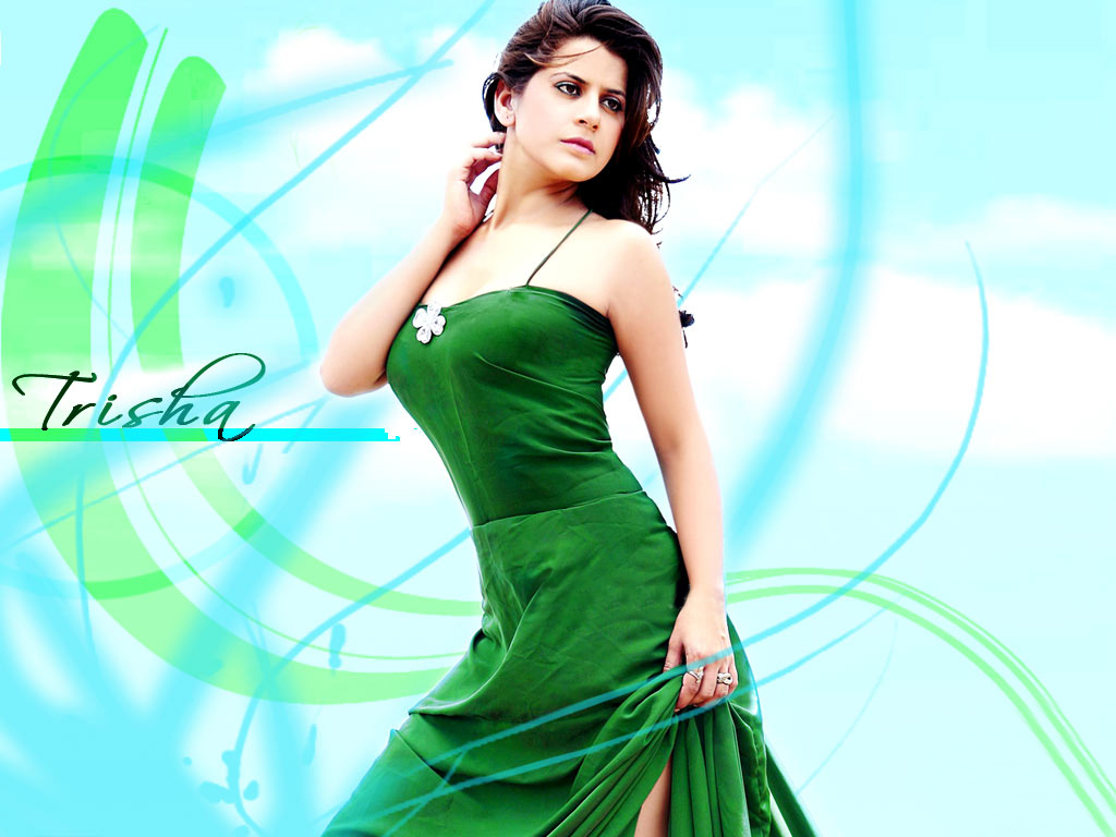 Hot  Sexy Trisha Sexy Pics - Sabhot Blog-1151