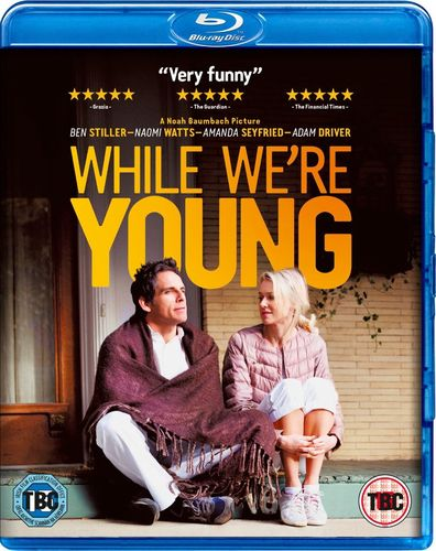Mientras Seamos Jovenes (2014) 1080p BD25 Cover Caratula Blu-ray