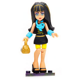 MH Graveyard Garden Party Cleo de Nile Mega Blocks Figure