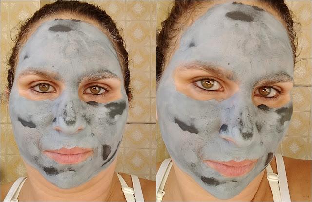 Resenha: Máscara Detox Argila Pura Iluminadora - L'Oréal