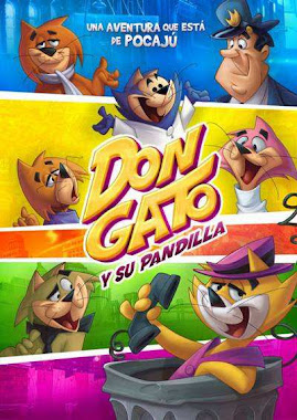 Don Gato y Su Pandilla Top Cat DVDRip Latino Descargar 1 Link