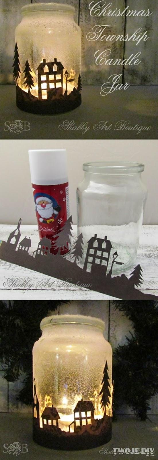 snow jar