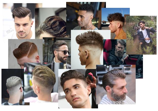 13 peinados para hombre moderno