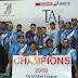 ताज क्रिकेट लीग : आगरा नाईट को चार विकट से हराकर आगरा ब्लूज बनी विजेता