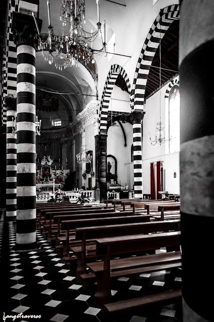 Chiesa, Levanto, Cinque Terre, Ligurie, Italie