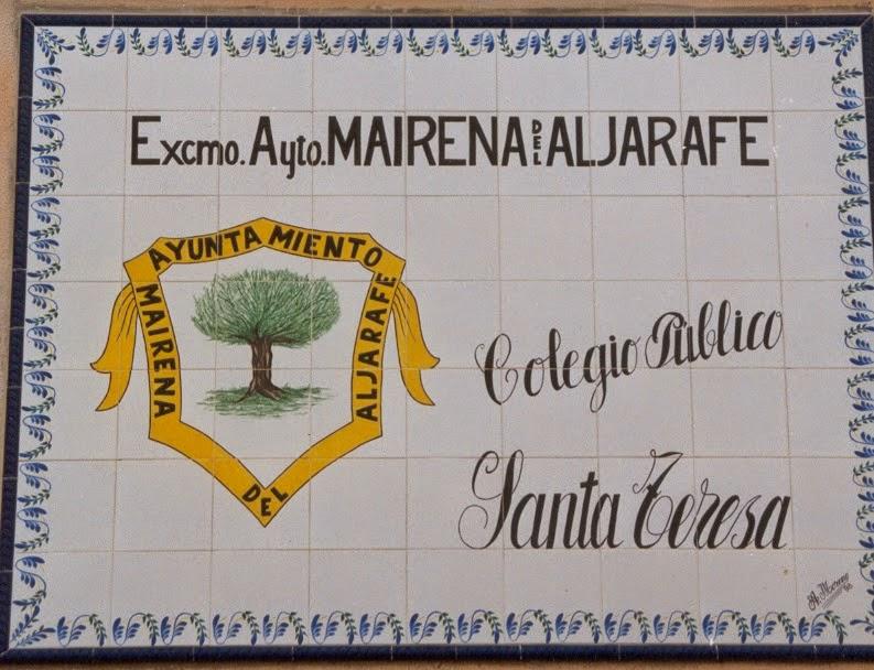 C e i p santa teresa mairena del aljarafe junio 2014 - Spa en mairena del aljarafe ...
