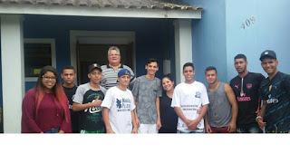 Casa do Idoso de Cananeia realiza atividades e recebe doações