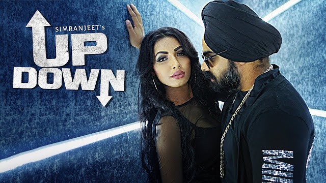Updown Lyrics: A single punjabi song in the voice of Simranjeet, composed by DJ Sky while lyrics is penned by Tegh & Simranjit.