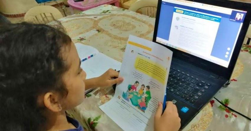 APRENDO EN CASA: Región Lima comparte las clases virtuales en sus redes sociales