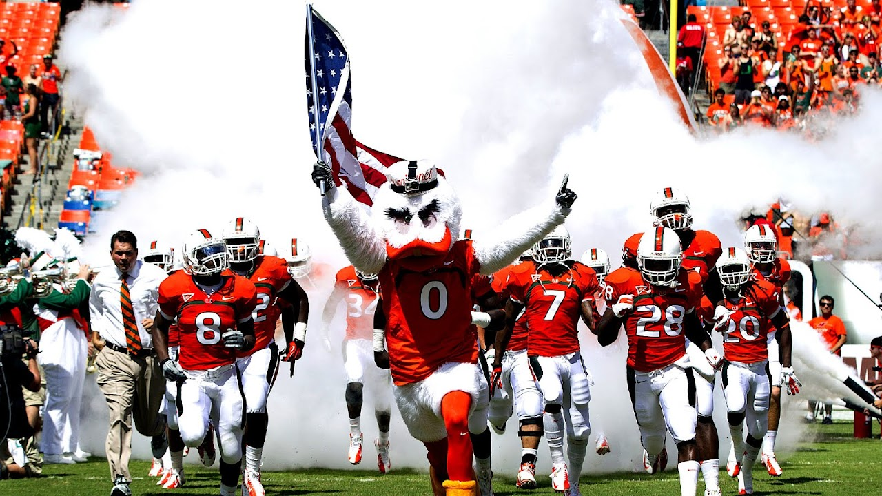 official photos 6ceda b26cc Miami Hurricanes football - Miami Choices
