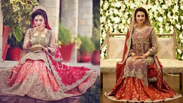 muslim bride, muslim dulhan, muslim dulhan outfits