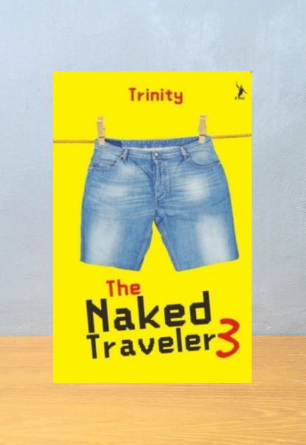 THE NAKED TRAVELER 3, Trinity