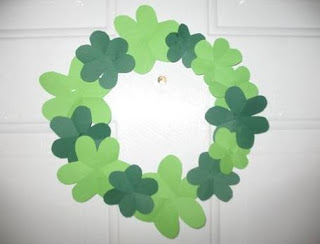 St-Patrick's-day-Paper-Flower-Band