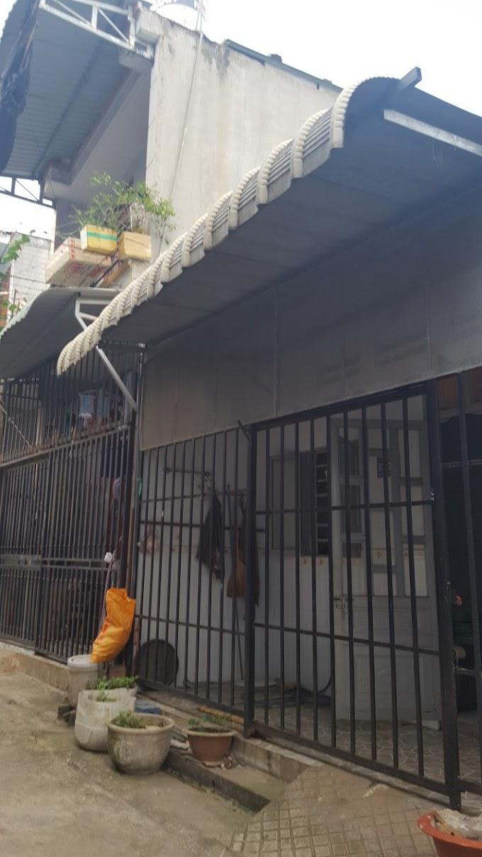 Cần bán nhà gác lửng ở gần đường Trần Quang Diệu với Cao tốc Mỹ Phước-Tân Vạn, Dĩ An, Bình Dương. Giá chỉ 750triệu
