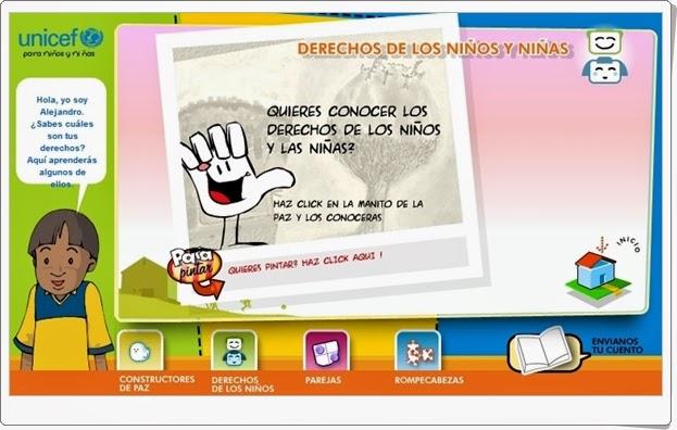 """""""Día de los Derechos del Niño, 20 de noviembre"""""""