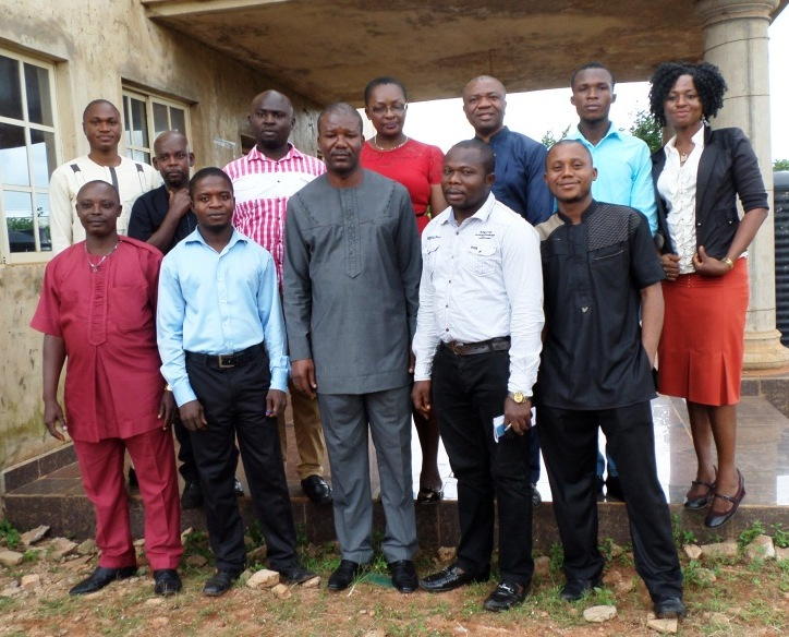 Image result for pictures of Anambra NUJ chairman
