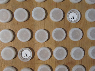 The Recycled Cap Memory GAme