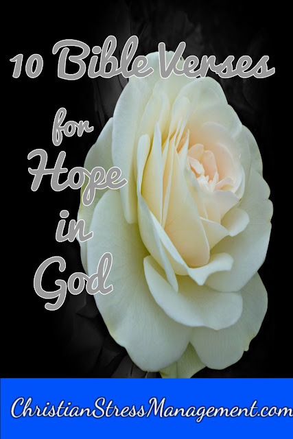 10 Bible Verses About Hope in Hard Times