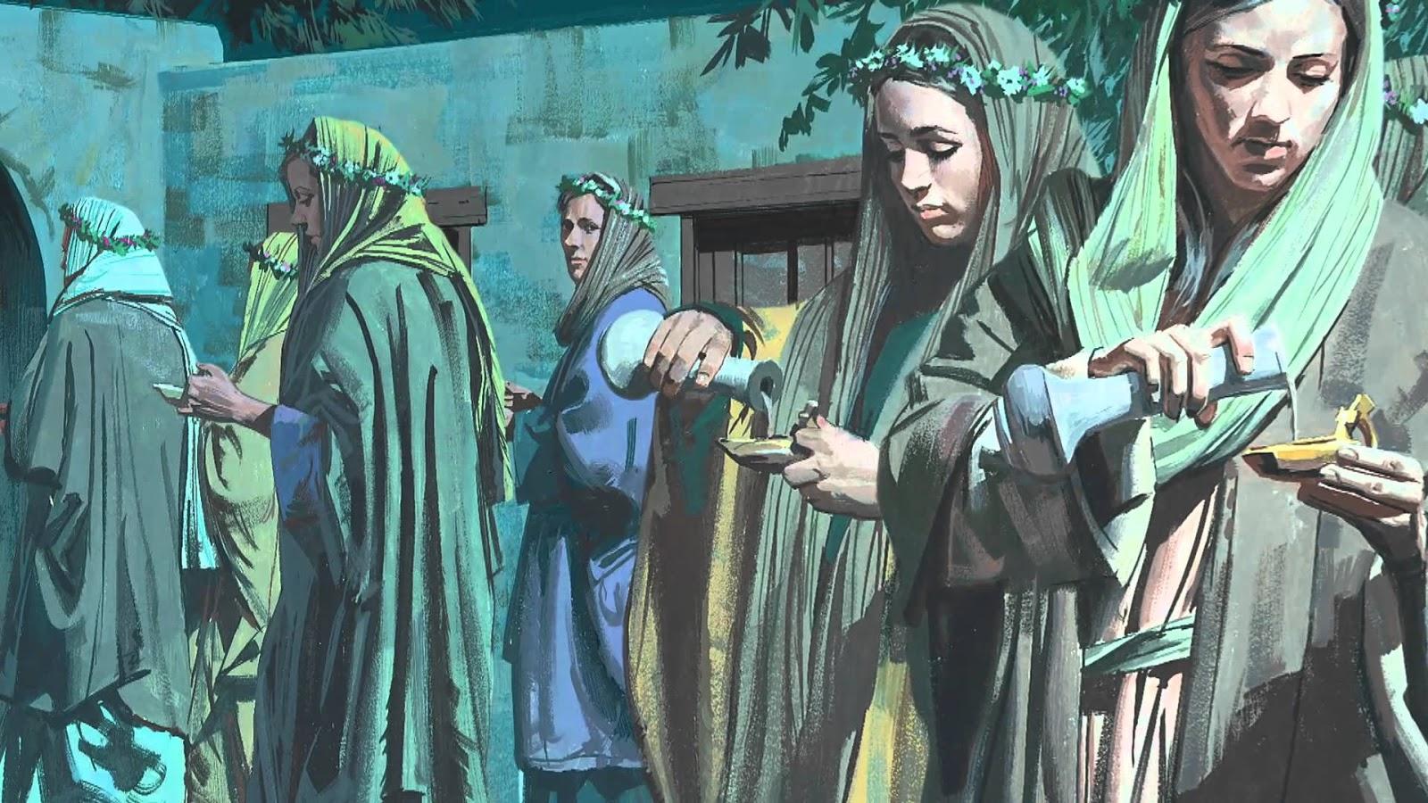Lds 10 Virgins Parable