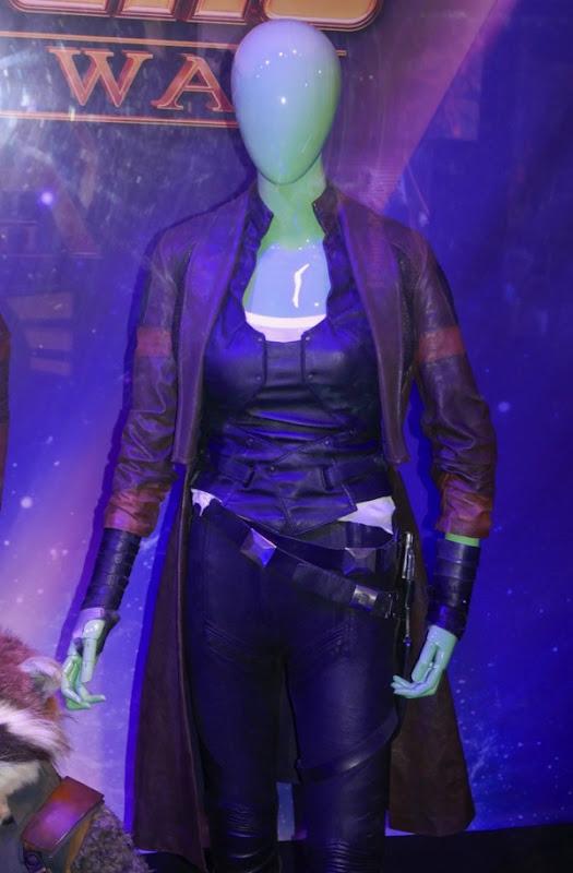 Guardians Gamora costume Avengers Infinity War