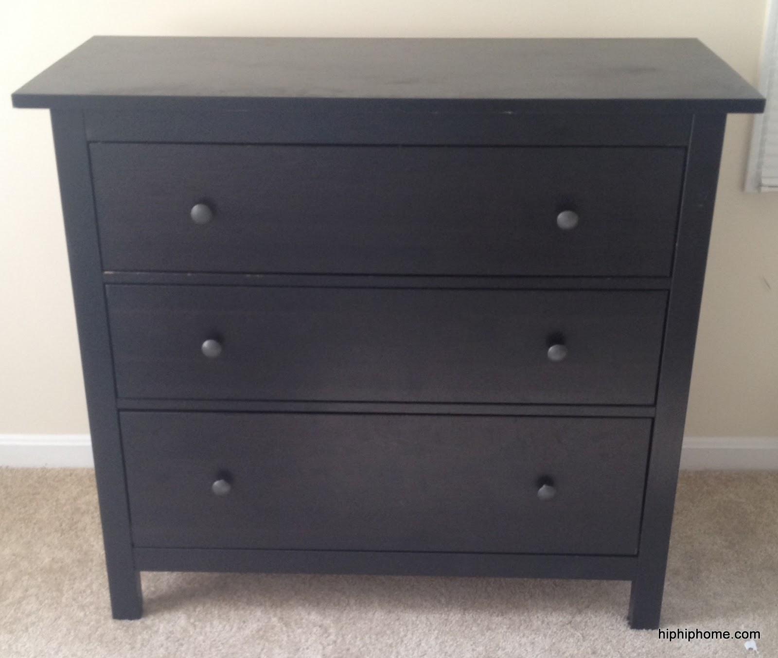 ikea hemnes dresser hack hip hip home. Black Bedroom Furniture Sets. Home Design Ideas
