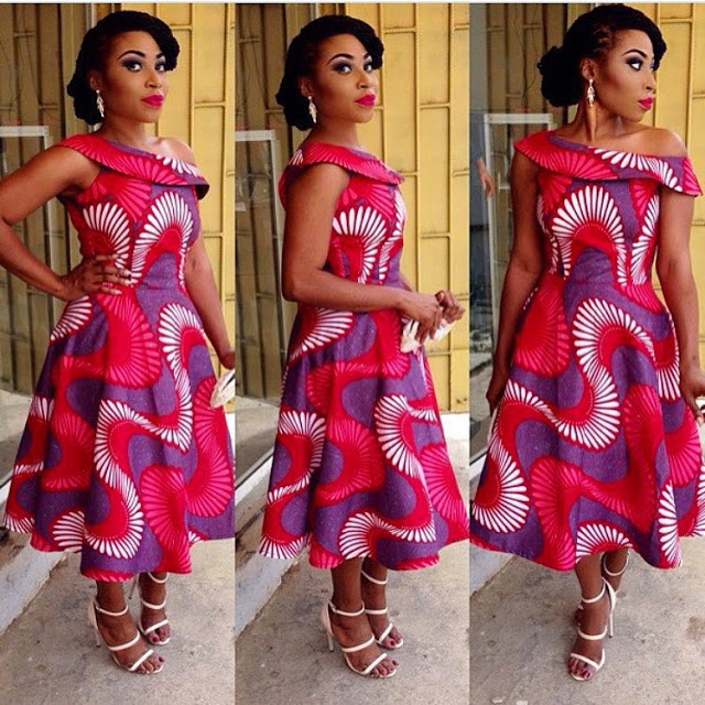 Beautiful Ankara Gown Styles For Wedding Event | Lykables Fashion World