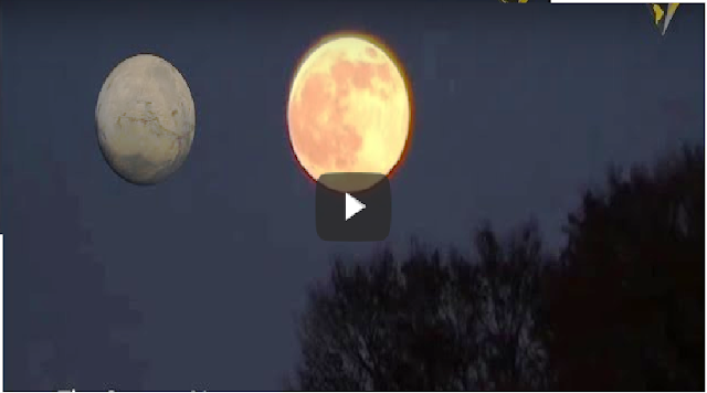 Breaking News  Blue Moon and a red Mars are Pairing up Next week - here's how to watch