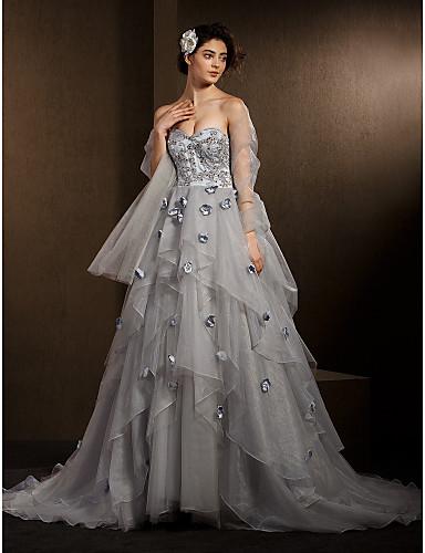 Vestido de Boda Plata