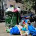 «Βουνά» σχηματίζουν τα σκουπίδια και στη Θεσσαλονίκη