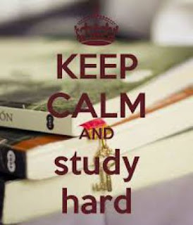 keep calm and study hard whatsapp dp and profile pic