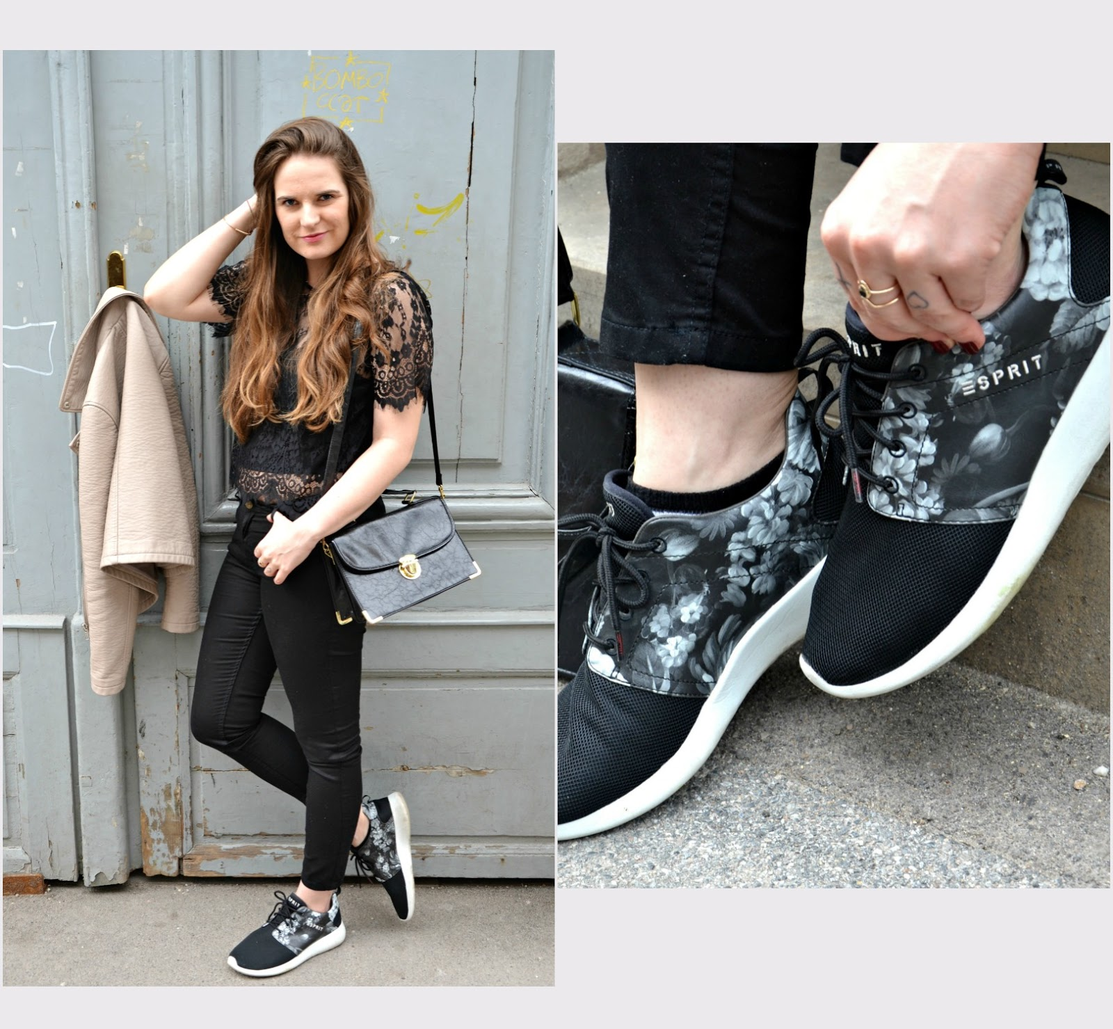 6ac1ade584 Ladies Jeans With Sneakers