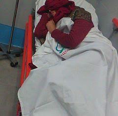 عاجل...أستاذة بين الحياة و الموت في أحد مستشفيات  مراكش