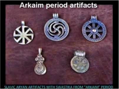 7 arkaim artifacts