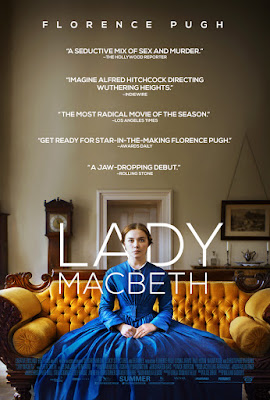 Lady Macbeth Poster