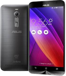 Hp Android Asus Zenfone 2 ZE551ML layar 5.5 inci 3.5 jutaan