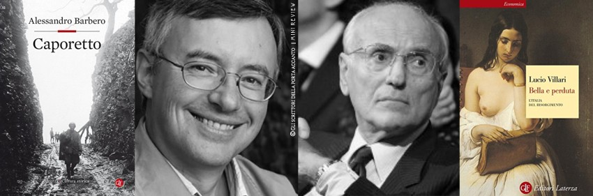 Bella e perduta, di Villari, e Caporetto, di Barbero - recensione, Gli scrittori della porta accanto