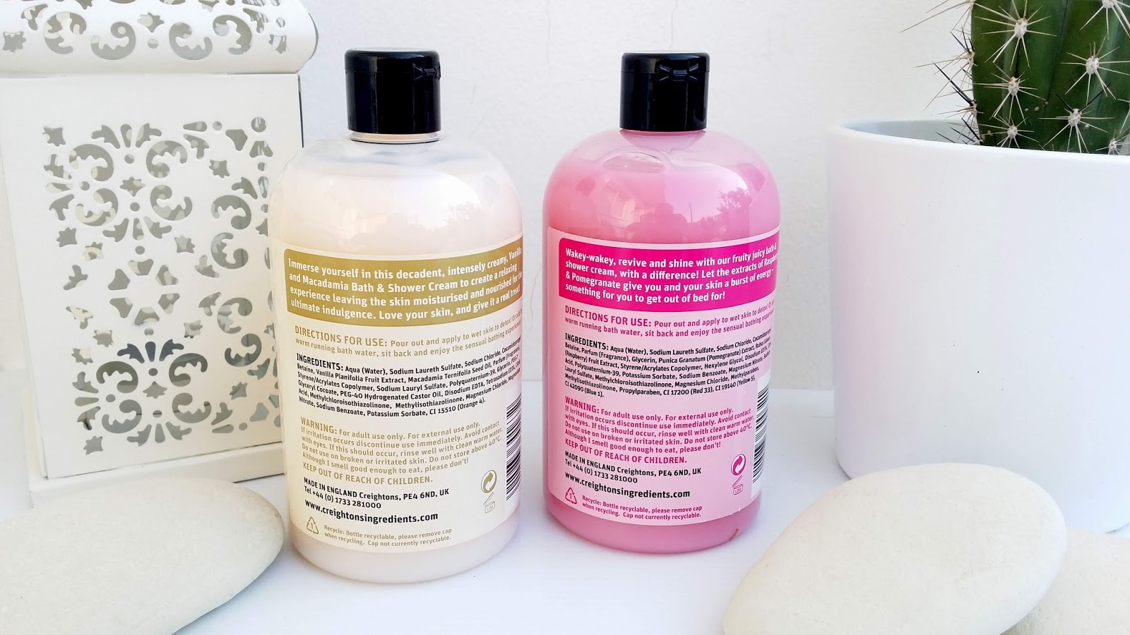 Can Shower Gel Be Used As Bubble Bath Creightons Bath Amp Shower Gel A Heavenly Scented Product