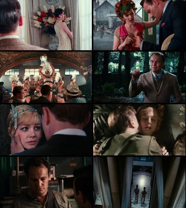 The Great Gatsby 2013 Dual Audio Hindi 720p BluRay