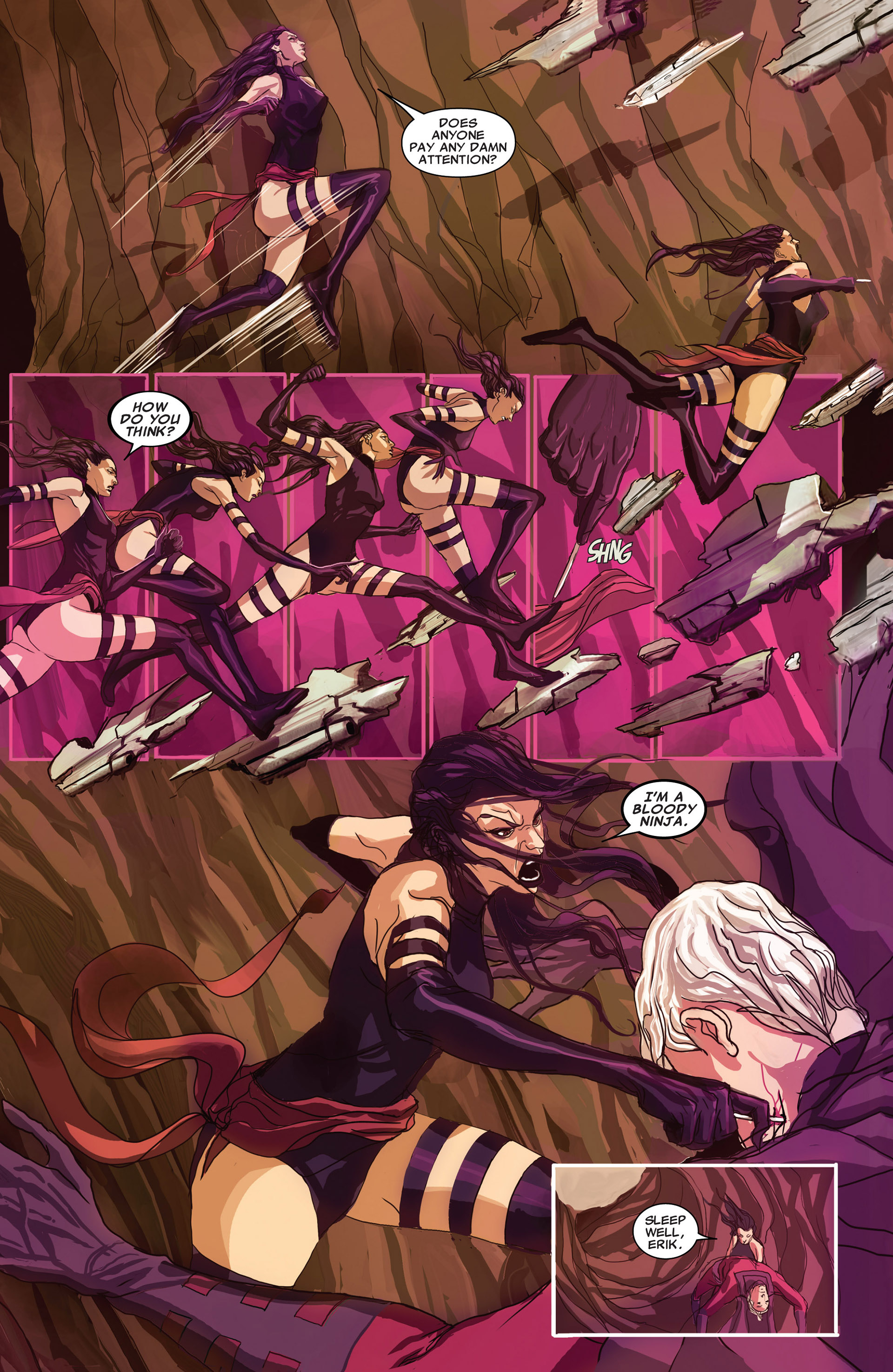 Read online Uncanny X-Men (2012) comic -  Issue #17 - 12