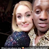 Photos/Video: Nigerian man accidentally kisses singer Adele during her performance in Canada