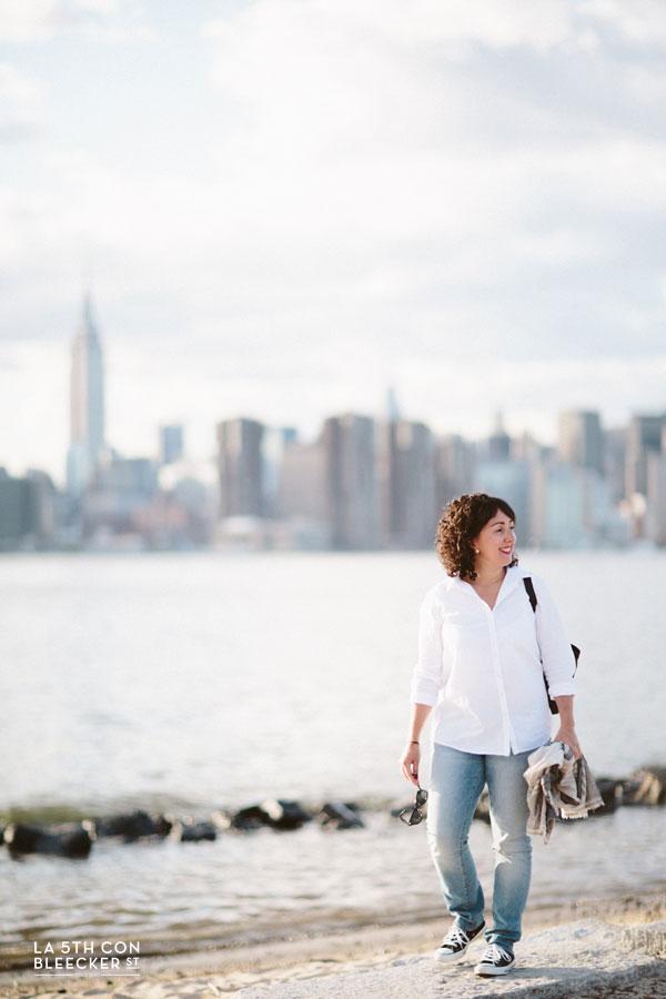 Sesión de fotos en Nueva York