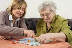 La terapia ocupacional y los mayores