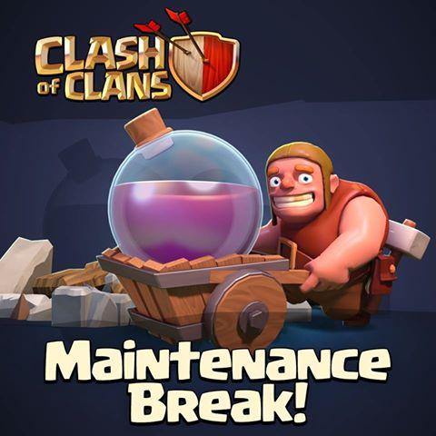 Maintenance Break