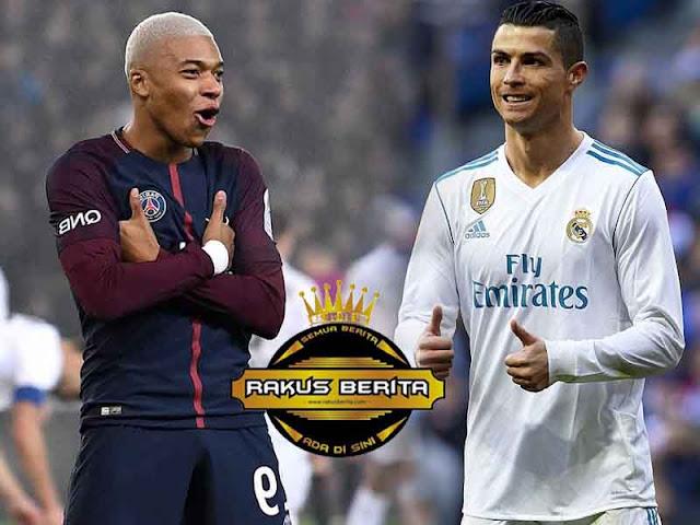 Mbappe 'Ronaldo Bukan Pemain Idaman Saya Lagi'