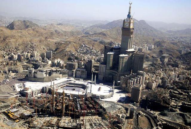 Foto de Meca – Arábia Saudita