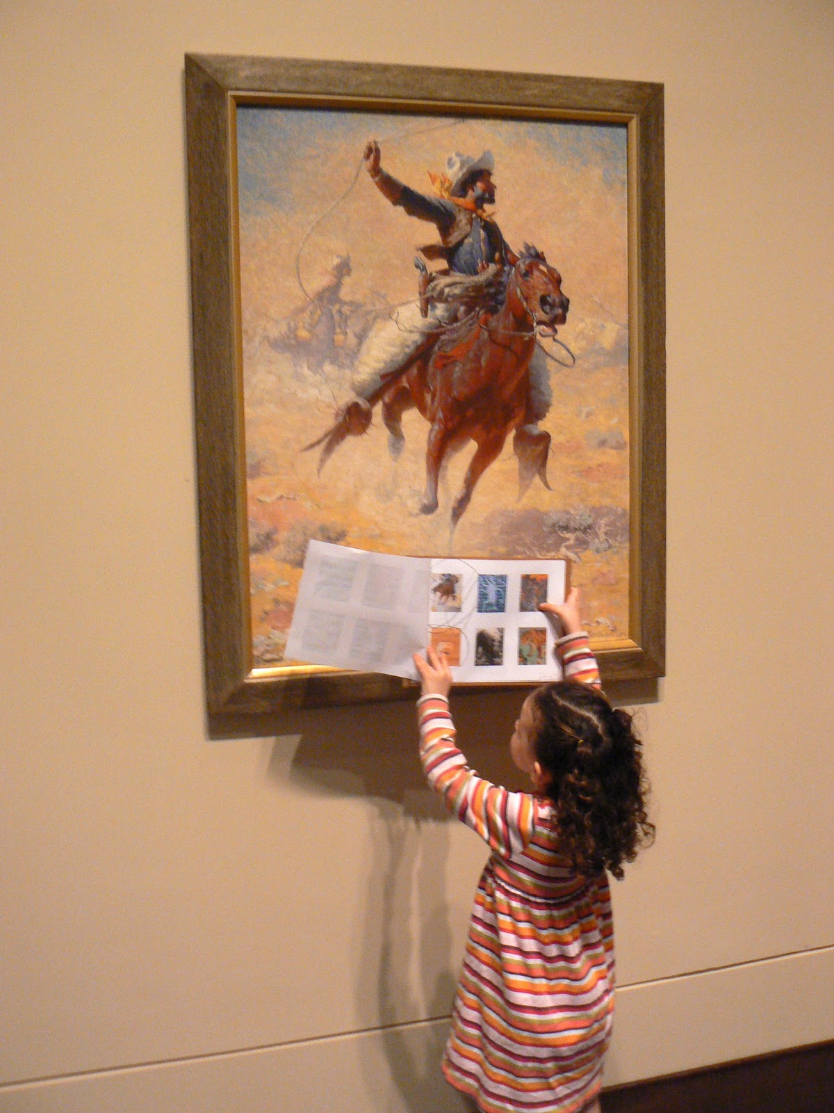 Having Fun At Home Museum Scavenger Hunts