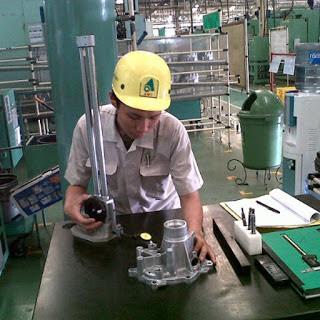 Lowongan Kerja Jobs : Operator Produksi Min SLTA/Sederajat PT Akashi Wahana Indonesia (PT AWI) Membutuhkan Tenaga Baru Seluruh Indonesia
