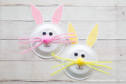 23 Easter Crafts Your Kids Will Love