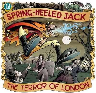 jack calcanhar de molas, spring heeled jack, londres, lendas, demônios, histórias, medo, terror